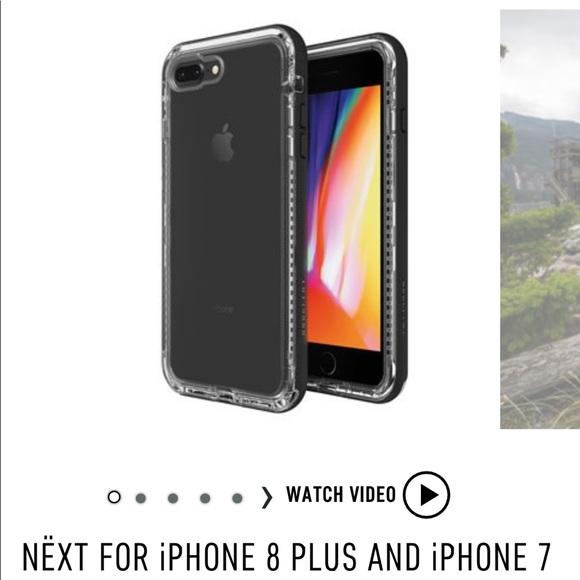 LifeProof Accessories - Brand New iPhone 8 Plus Next LifeProof Case